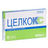 Целкокс 100 мг, №20, табл.