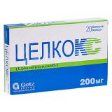 Целкокс 200 мг, №20, табл.