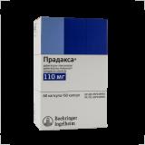 Прадакса 110 мг, №60, капс.