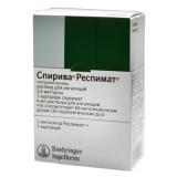 Спирива Респимат 2,5 мкг р-р для ингаляций с ингалятором