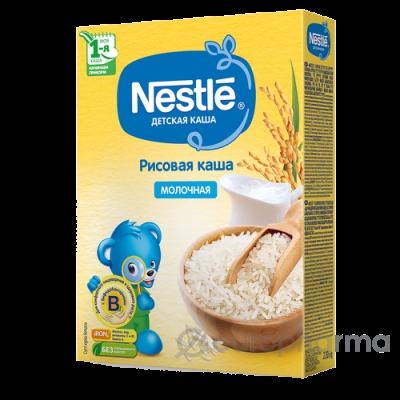 Нестле каша молочная Рисовая 9*220 гр
