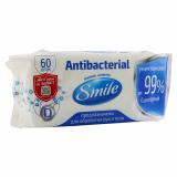 Smile салфетки влажные с Д-пантенолом № 60 шт