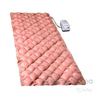 Матрац надувной с компр.ячеистый противопрол эф. 200х90х11 см