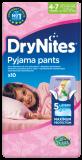 Dry Nites трусики ночные 4-7лет для девочек 10х3