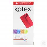 Kotex тампоны ultra sorb super №16