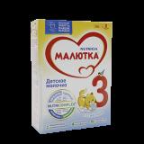Малютка молочная смесь 3 для детей с 12 месяцев 300 г