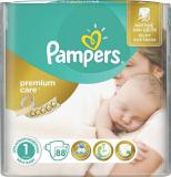 Pampers подгузники Premium Care newborn №88