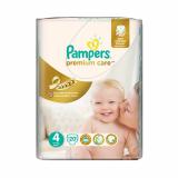 Pampers подгузники Premium Care Maxi (8-14 кг) Микро Упаковка 20