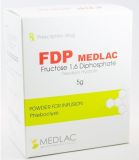 FDP 5 г с р-рителем+система №1, фл.