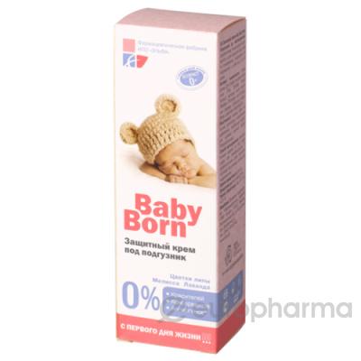 Baby Born крем защитный под подгузник 75 мл