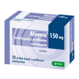 Алвента 150 мг, №30, капс.