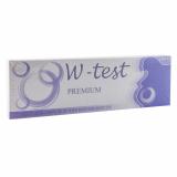 Тест для определения беременности W-test Premium 2