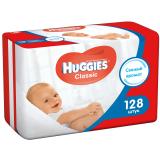 Huggies салфетки Classic влажные № 128 шт