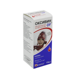 Оксивин-DF 0.025% 10 мл капли назальные