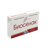 Биоселак № 10 вагин. капсулы