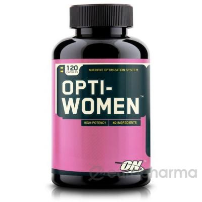 Витамины Opti women №120 капс