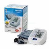 Omron тонометр М2 Basic (манжета 22-32 см, адаптер) автомат. на плечо