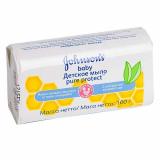 Джонсон беби мыло антибактериальное 100гр