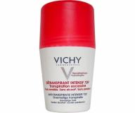 """Vichy Дезодорант шариковый """"72 часа защиты в стрессовых ситуациях"""" интенсивный"""