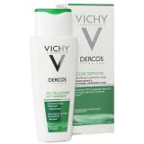 Vichy шампунь-уход против перхоти для сухих волос Деркос текник 200мл