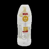 Nuk бутылочка с латексной соской для кормления с 0 месяцев 150 мл