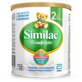 Similac молочная смесь Комфорт 2 с 6 до 12 месяцев 375 гр