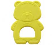 Happy Baby Teether Teddy Bear прорезыватель термоэластичный (20005) желтый