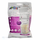 Avent пакеты для хранения молока, 180 мл, 25 шт