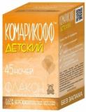 Комарикофф жидкость детский  45 ноч. (б/з), фл. 30 мл/ 24
