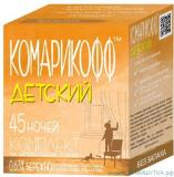 Комарикофф комплект детский 45 ноч. (б/з), фл. 30 мл/ 16