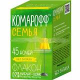 Комарикофф жидкость народный  45 ноч. (б/з), фл. 30 мл/ 24
