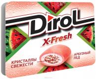 "Dirol жевательная резинка Х-фреш ""Арбуз"" 18 г"
