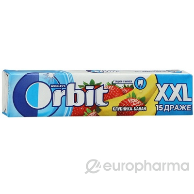 Orbit  Клубника Банан XXL