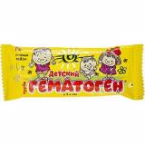 Гематоген турбо детский 30 гр