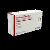 Глюкофаж 850 мг № 60 табл п/плён оболоч