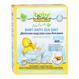 Babyline Nature соль морская д/ванн, Ресурс-Ф 500г