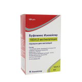 Буфомикс 160/4,5 мкг/доза 120 доз порошок для ингаляций дозированный