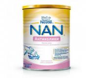Нестле детское питание Nan Антиколик 12*400 гр