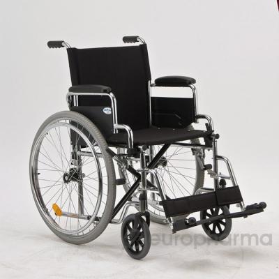 Коляска инвалидная механическая H002 22