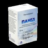 Пан IV 40 мг № 1 порошок для приготовления раствора для инъекций