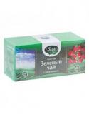 Зеленый с зверобоем 2 гр, №20, фито чай, Белла