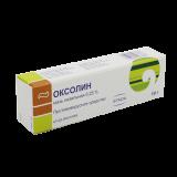 Оксолиновая 0,25 % 10 гр мазь