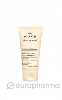Nuxe крем для рук и ногтей Reve De Miel  75 мл