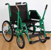 Коляска инвалидная механическая CH032C