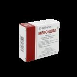 Мексидол 125 мг № 30 табл п/плён оболоч