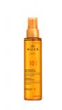 Nuxe масло для загара для лица и тела  SPF10 150 мл