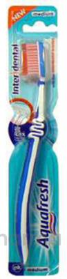 Aquafresh зубная щетка TB Interdental med