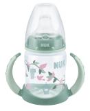 Nuk поильник для детей с 6 месяцев 150 мл розовая