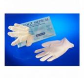 Перчатки нитрил смотровые VM неопуд. (8-9) L нест, текстур