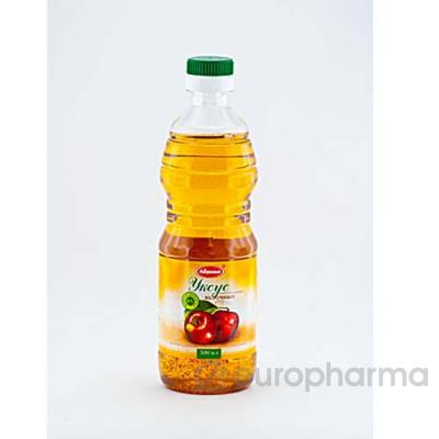 Уксус яблочный 4% натуральный, Эль-Иксир 500 мл